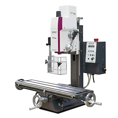 Optimum OPTImill MH 20VLD Fräsmaschine