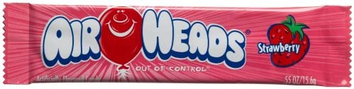 Airheads Strawberry 0 55 Ounce Packages Pack of 144 product image