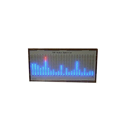 nobsound 1424Music Spectrum Audio Spectrum Medidor de nivel de nivel de sonido LED Pantalla Analyzer for HiFi