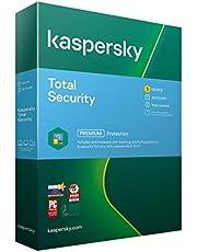Kaspersky Total Security 2021   1 Apparaat   1 Jaar   Antivirus, Secure VPN en Password Manager inbegrepen   PC/Mac/Android   Activeringscode per Post