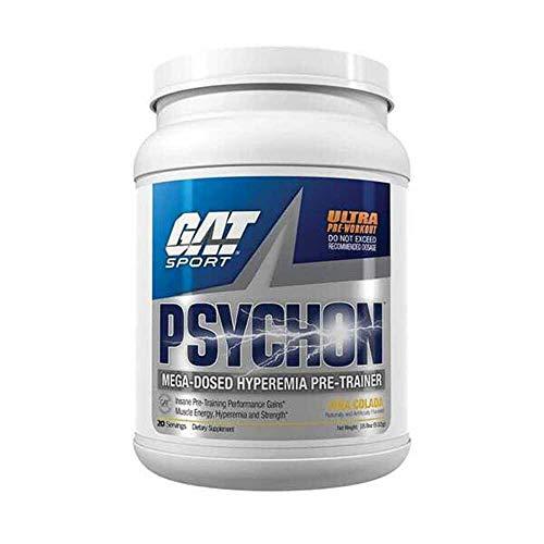 GAT Psychon Pina Colada New Supplement