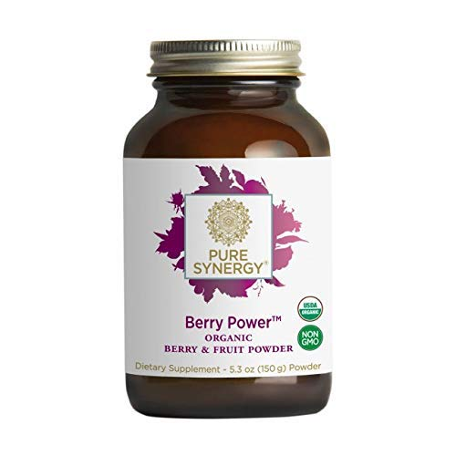 The Synergy Company Organic Berry Power, 225 g
