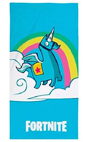 FORTNITE Algodon 40 Referencia Playa lavarse la Cara-Toallas Textiles del hogar Unisex Adulto, Multicolor (Multicolor), única ⭐