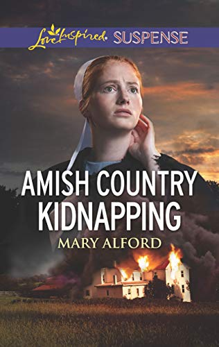 Amish Country Kidnapping (Love Inspired Suspense) by [Mary Alford]