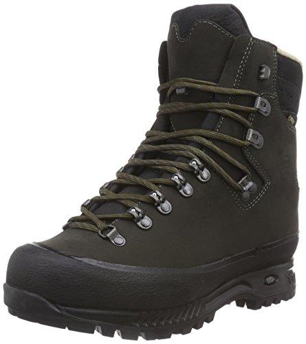 Hanwag Alaska Gtx, Chaussures de Randonnée Hautes homme - Noir (Schwarz), 44...
