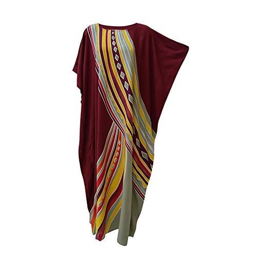 Aurora Stunning Kaftan Caftan Buttersoft Beach Cover Up Long Cool Dress Plus Size Ladies Summer Designer