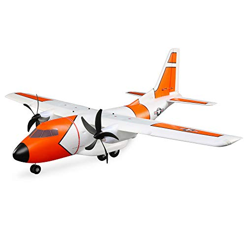 E-flite RC Airplane EC-1500 Twin 1.5m BNF Basic (Transmitter, Battery and Charger not Included) with AS3X and Safe Select, EFL5750