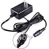 GSParts 24V Battery Charger for Electric Razor Scooter Trikke E2 iMod Electra Scoot-N-Go