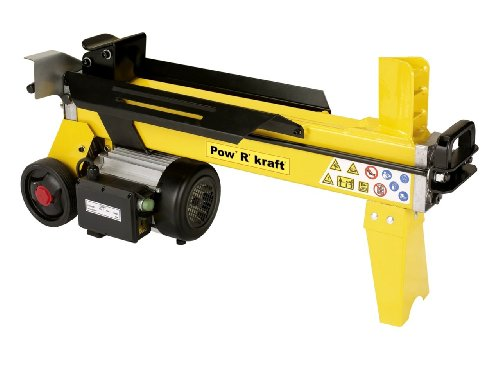 Pow' R' Kraft 65556 4-Ton 15 Amp Electric Log...