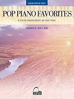 Pop Piano Favorites: 8 Stylish Arrangements for Easy Piano