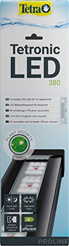 Tetra Lampada LED Tetronic Proline 380, Kit Completo con Lampade LED per Acquari