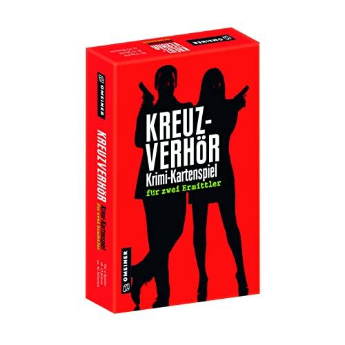 Gmeiner Verlag -  Kreuzverhör -