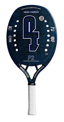 HIGH POWER HP Racchetta Beach Tennis Racket F2 Blue 2019