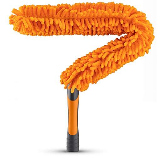 Flexible Ceiling Fan Cleaner Duster // Washable Fan Duster for