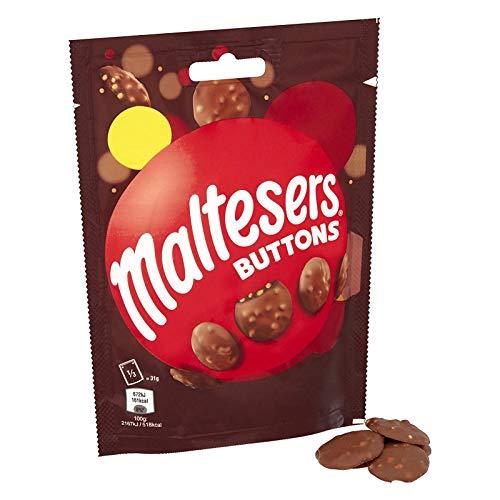 Maltesers - Bolsa de transporte con botones de chocolate (68