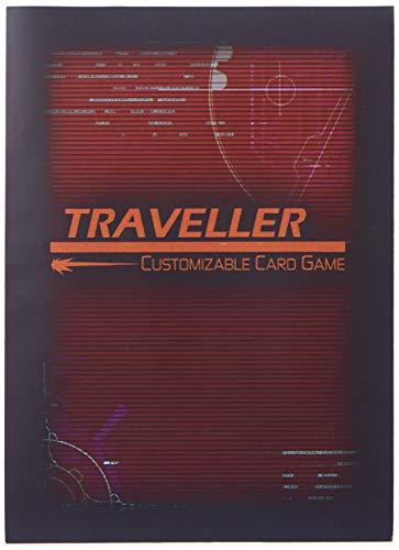 Far Future Enterprises 3016FFE Traveler CCG Card Sleeves A