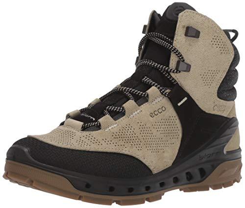 ECCO Biom Venture TR, Chaussures de Randonnée Hautes Femme, Noir (Black/Sage 59705), 40 EU
