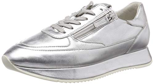 HÖGL Damen The Cloud Sneaker Silber, 40 EU