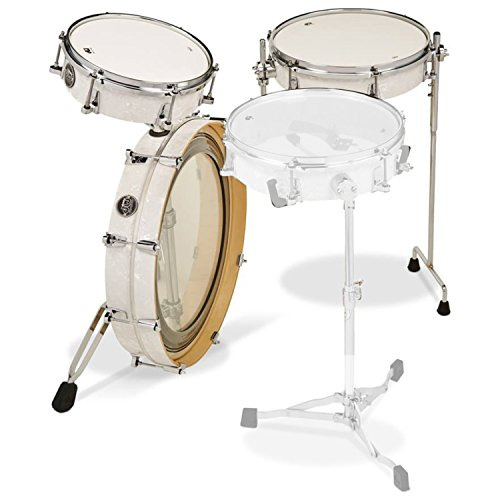 DW Performance Series Low Pro 3-Piece Shell Pack - White Marine FinishPly