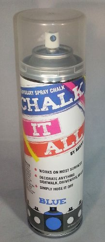 Chalk It All (Blue) case of 12 cans