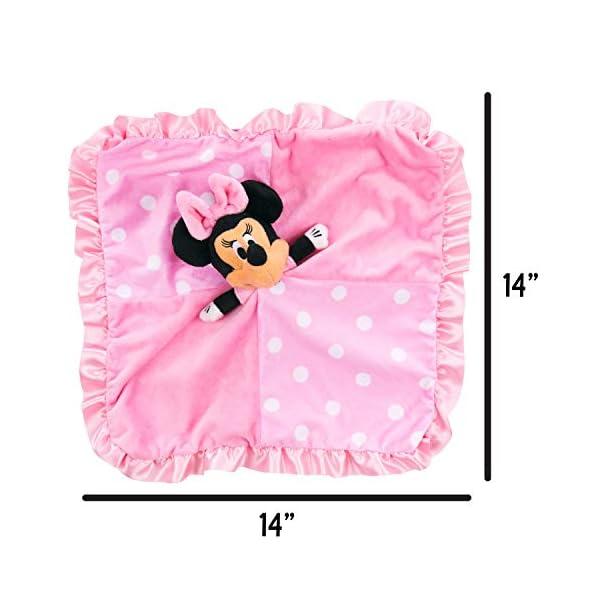 Disney Baby: Minnie Mouse Snuggle Blanky by Kids Preferred by Disney 4