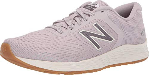 New Balance Women's Fresh Foam Arishi V2 Running Shoe, Light Cashmere/Dark Cashmere/Sea Salt, 9 M US