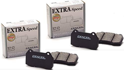 DIXCEL (ディクセル) ブレーキパッド (ESタイプ 1台分) 日産 FAIRLADY Z フェアレディ Z Z33 HZ33 02/08~0...