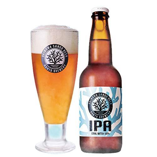 サンゴビール IPA 330ml×6瓶 南都酒造