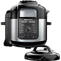 Ninja Foodi 8 Qt 9-In-1 Deluxe XL Pressure Cooker & Air Fryer