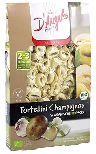 D'Angelo - Bio Tortellini Champignon Nudeln - 250g