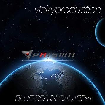 Blue Sea in Calabria