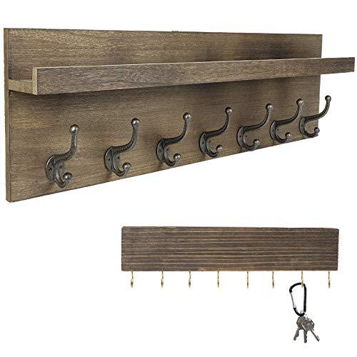 Wooden Coat Rack Shelf Plans