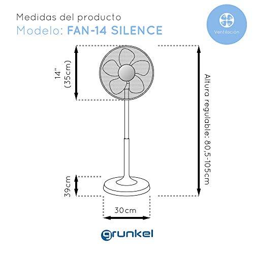 Grunkel FAN-14 SILENCE
