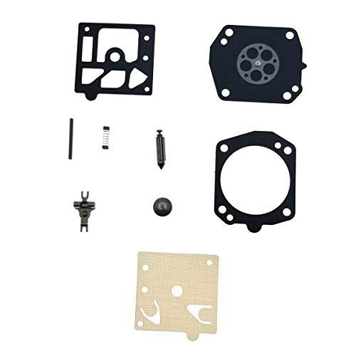 Cancanle Kit de reparación de carburador para STIHL 027 029 039 044 046 MS270 MS280 MS290 MS341 MS361 MS390 MS440 MS441 MS461 Motosierra