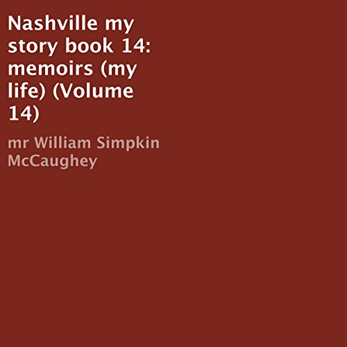 Nashville: My Life, Book 14 audiobook cover art