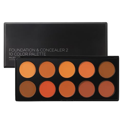 BH Cosmetics Foundation and Concealer, #2 by BHCosmetics