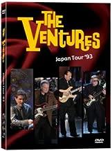 Music DVD - The Ventures Japan Tour '93 (Region code : all) (Korea Edition)