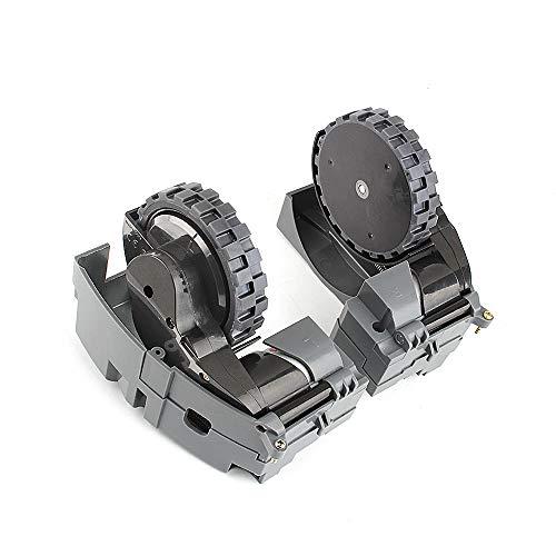 Robot Aspirador Rueda con Motor Izquierda y Derecha Rueda para iRobot Roomba 500 600 700 800 900 Serie
