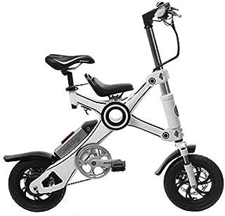 Hopfällbar pendlare för elbilar resprestanda minibilbatteri elcykel för föräldrar och barn för vuxna