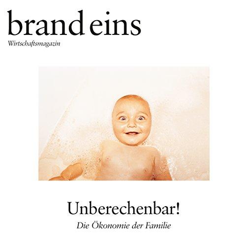 brand eins audio: Familie Titelbild