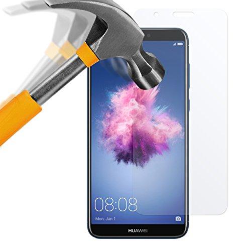 moodie Panzerglas Folie für Huawei P Smart [2 Stück] Premium Glasfolie 9H Panzerglasfolie Schutzfolie für Huawei P Smart