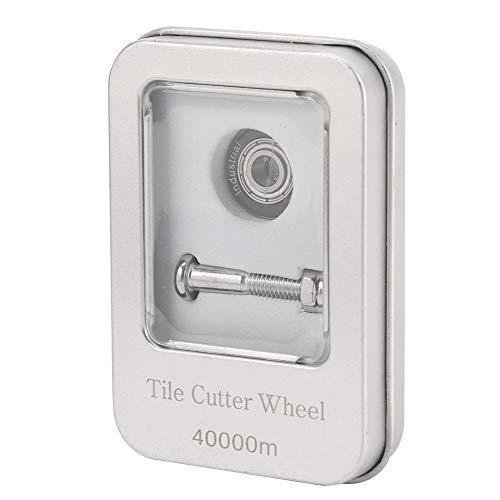 Máquina cortadora manual de azulejos, rueda cortadora de aleación de alta dureza, alta dureza para corte recto