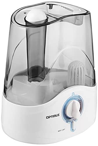 Optimus U-31001 1.5-Gallon Cool Mist Ultrasonic Humidifier, 1-Pack,...