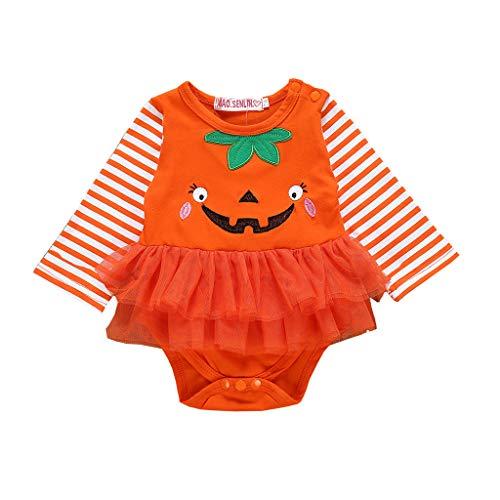 Disfraz Halloween Conjuntos Bebe Niña Body Bebe Manga Larga - Monos Mameluco Ropa Bebe Recien Nacido Niño Invierno Tops Pantalones