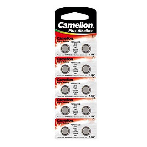 Camelion AG 0LR 631,5V Alkaline Knopfzelle (10Stück)