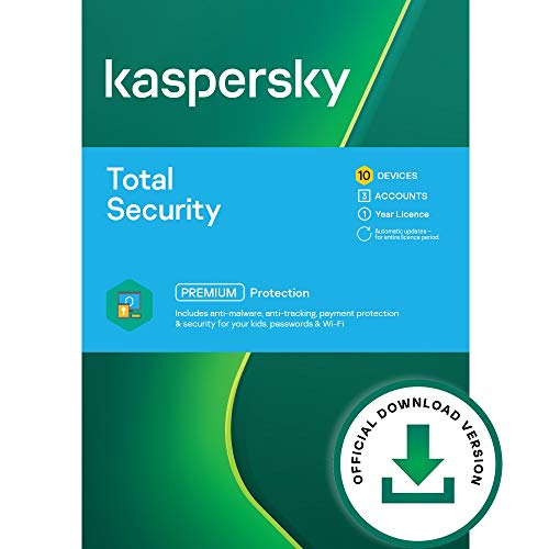 Kaspersky Total Security 2021 | ...