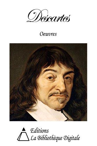 Oeuvres de René Descartes