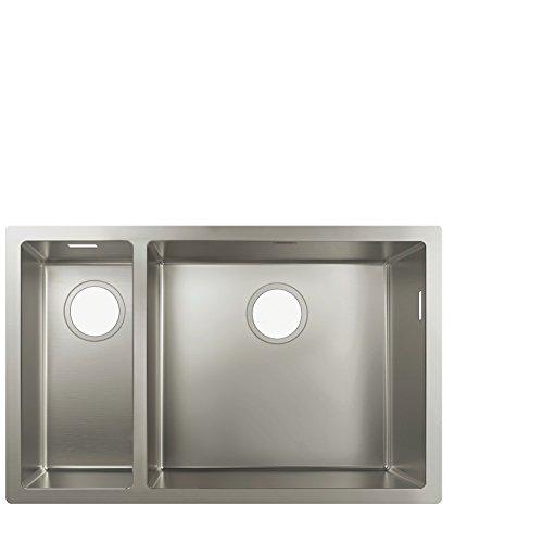 hansgrohe Küchenspüle, Unterbau 180/450 mm für 800 mm Unterschrank, edelstahl