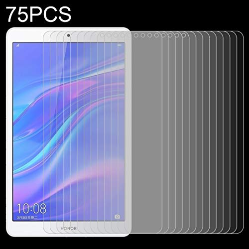 Lowest Price! Tempered Glass Screen Protector 75 PCS 9H Surface Hardness 8 Inches Anti-Fingerprint E...
