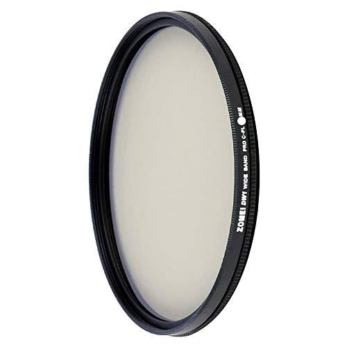 Zomei Ultradünner CPL-AGC-Filter aus optischem Glas, Profi-Fotografie, Polarisationsfilter für Sony Canon Nikon Pentax Kamera